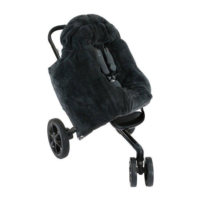Blanket 212 Evolution, Black Plush
