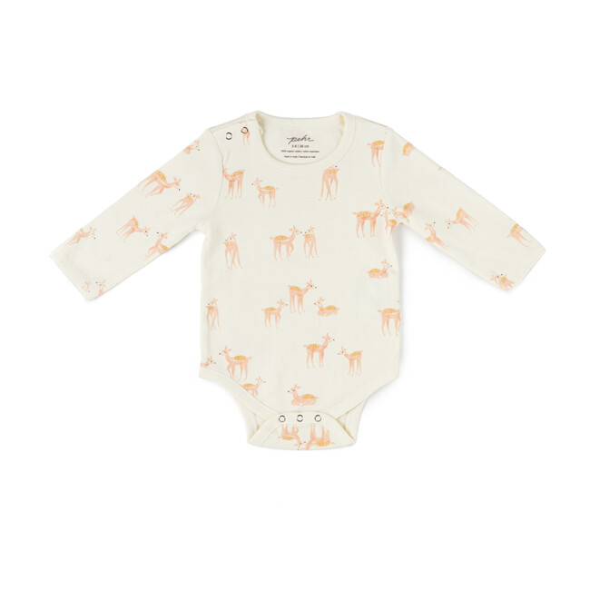 Follow Me Fawn One-Piece, Pink