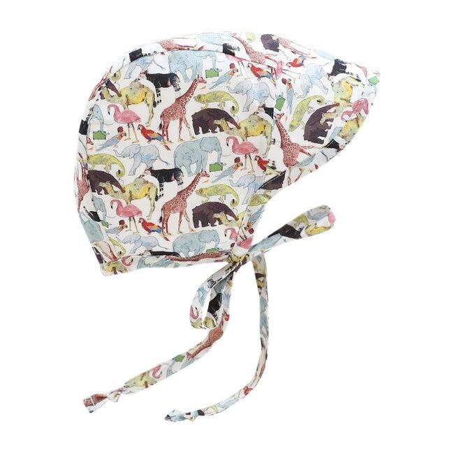 Brimmed Animalia Bonnet