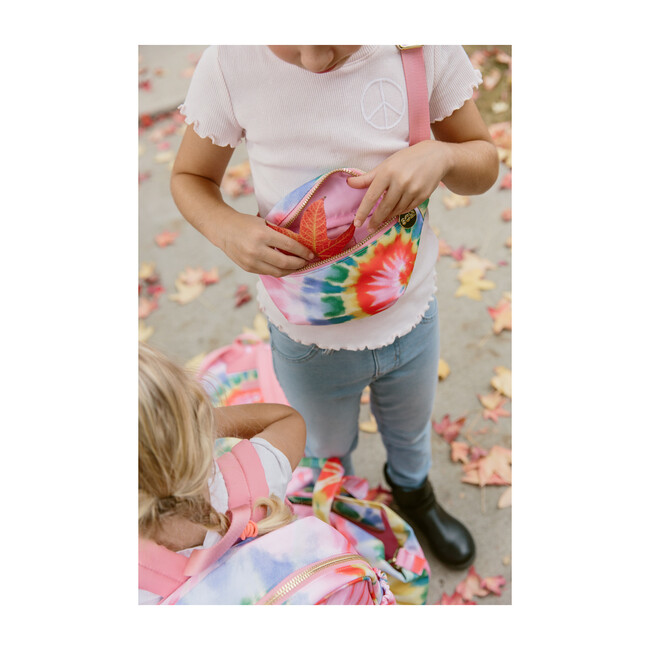 *Exclusive* Tie Dye Mini Waist Bag