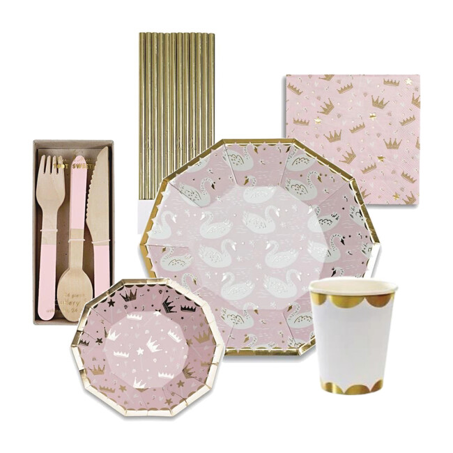 Princess Party Bundle - Tableware - 1