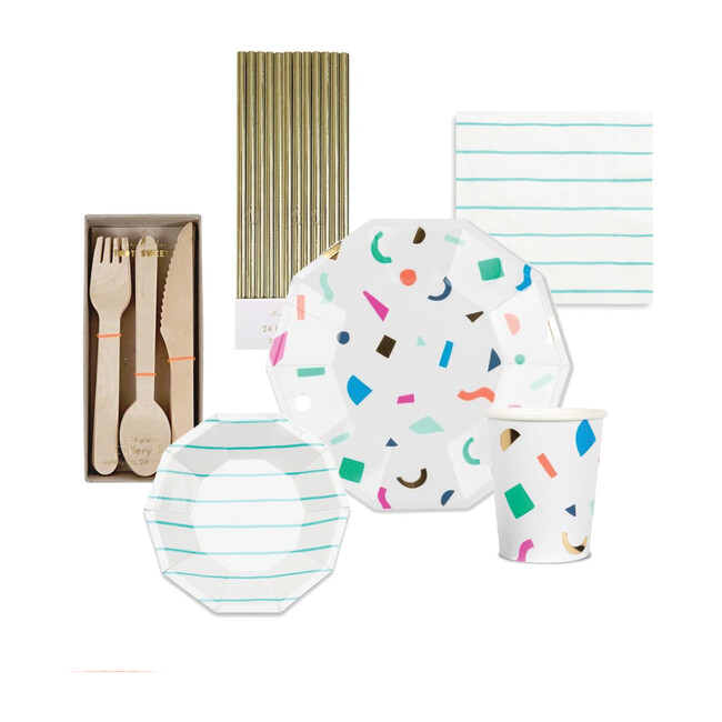 Happy Everything Party Bundle, Teal