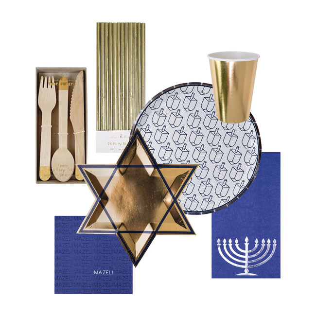 Hanukkah Party Bundle