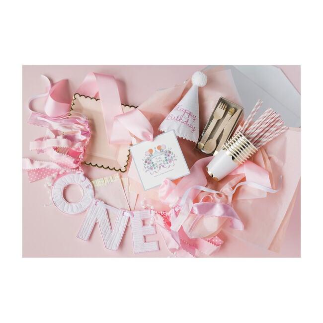 First Birthday Bundle, Pink