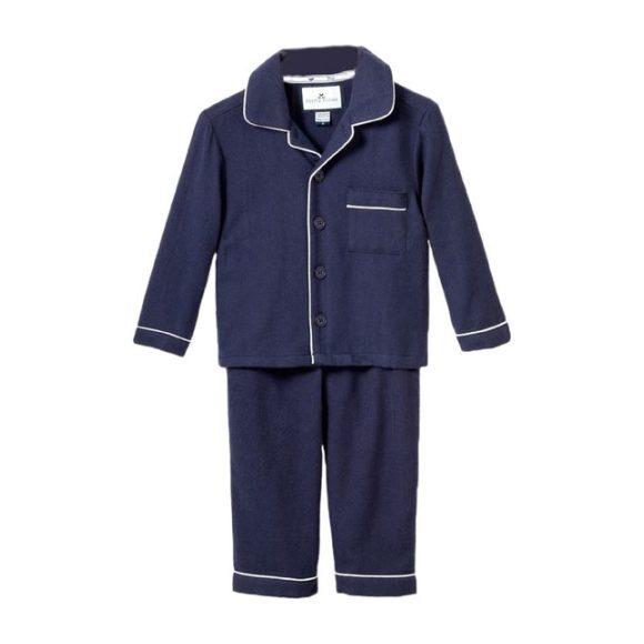 Classic Navy Pajamas