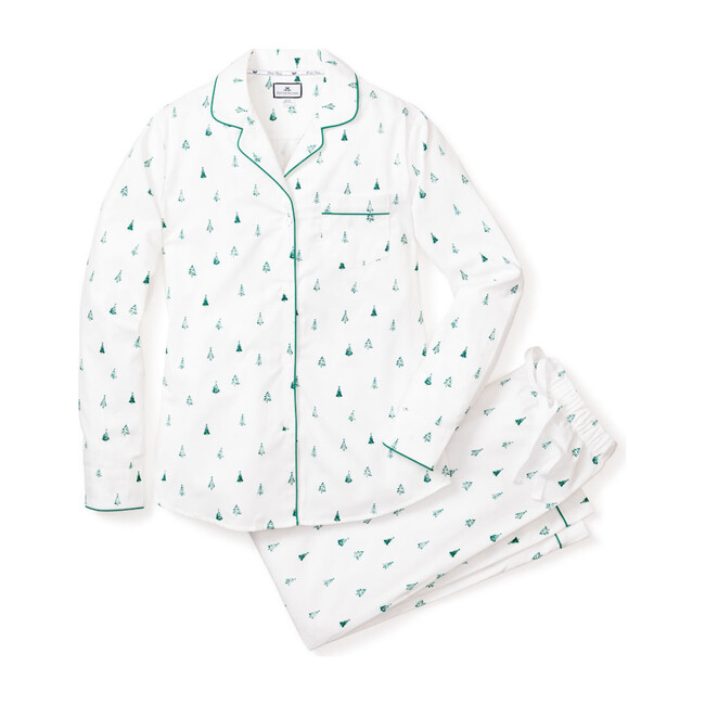 Women's Pajama Set, Evergreen