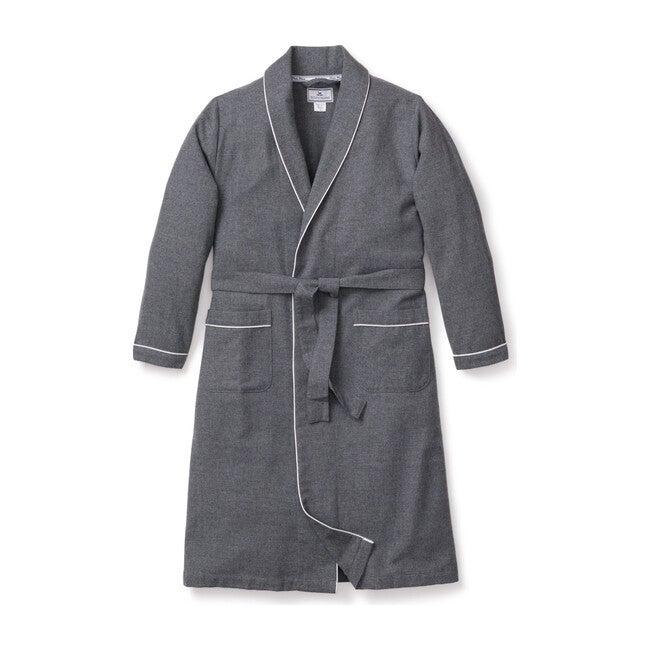 Robe, Heather Grey Flannel