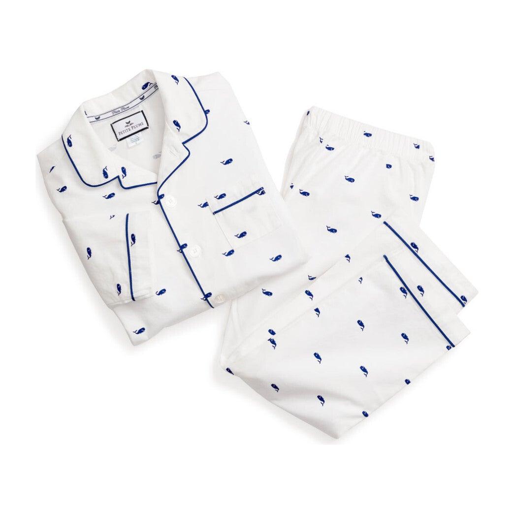 Pajama Set, Whales