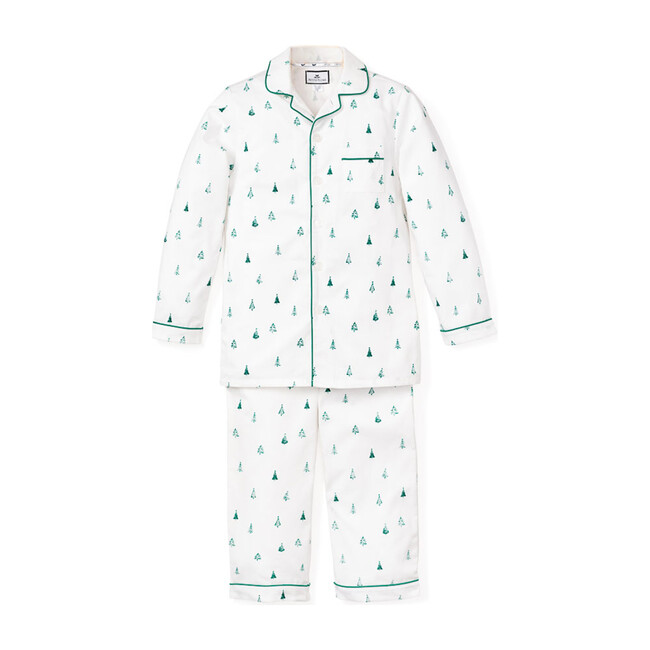 Pajama Set, Evergreen