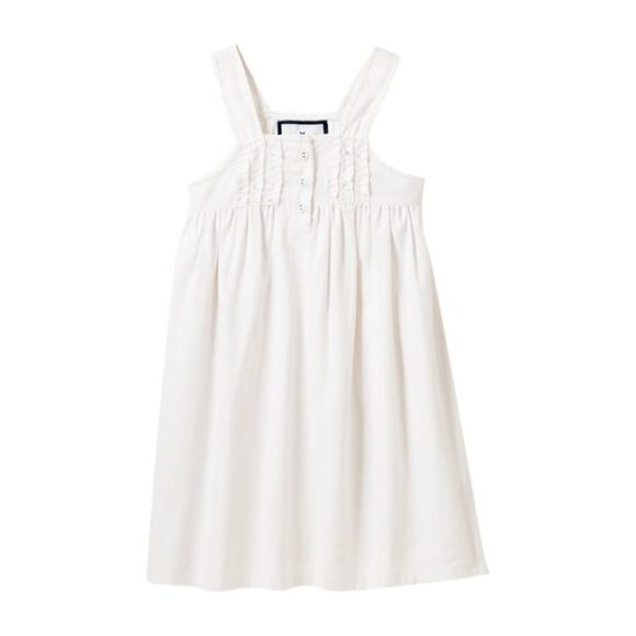 Charlotte Nightgown, White