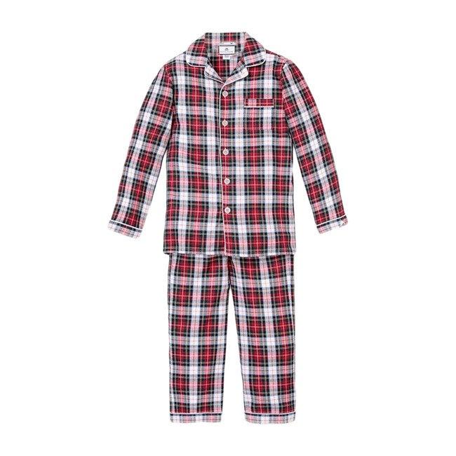Red Tartan Pajamas