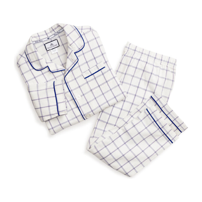 Pajama Set, Tattersall