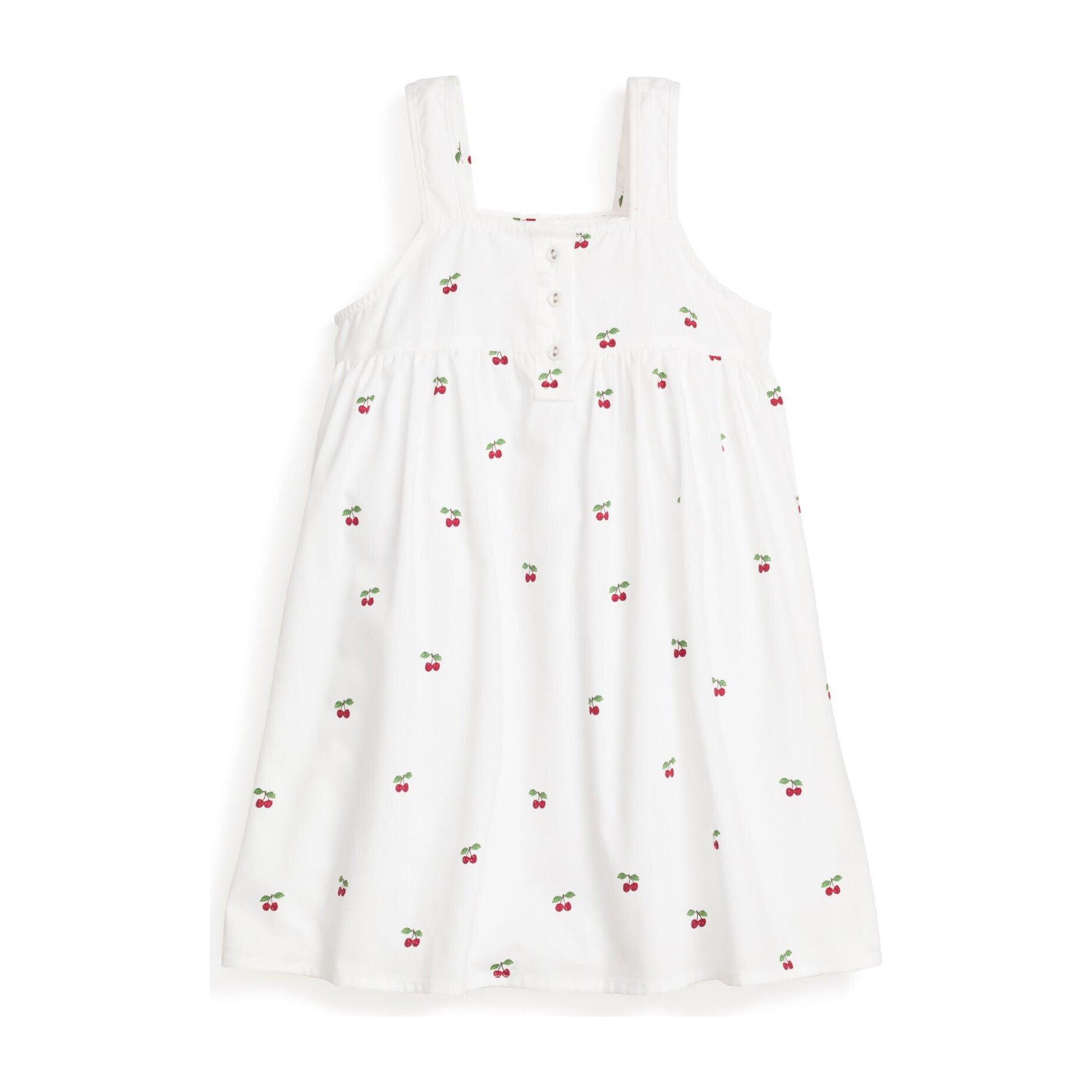 Charlotte Nightgown, Cherries