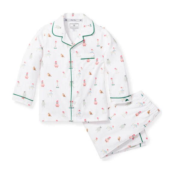 Kids Pajamas, Merry Menagerie