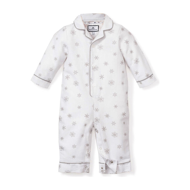 Baby Romper, Winter Wonderland
