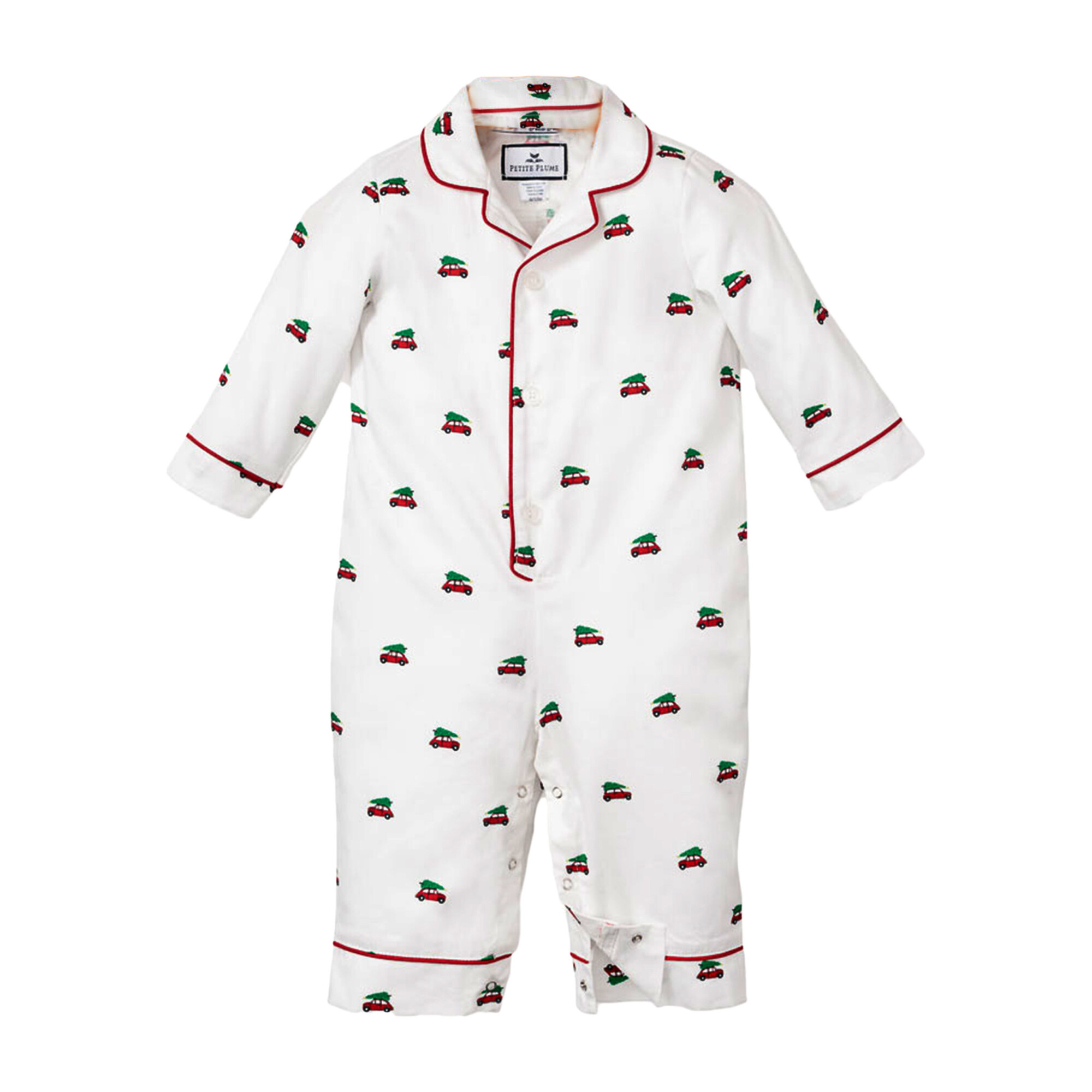 Baby Romper, Holiday Journey