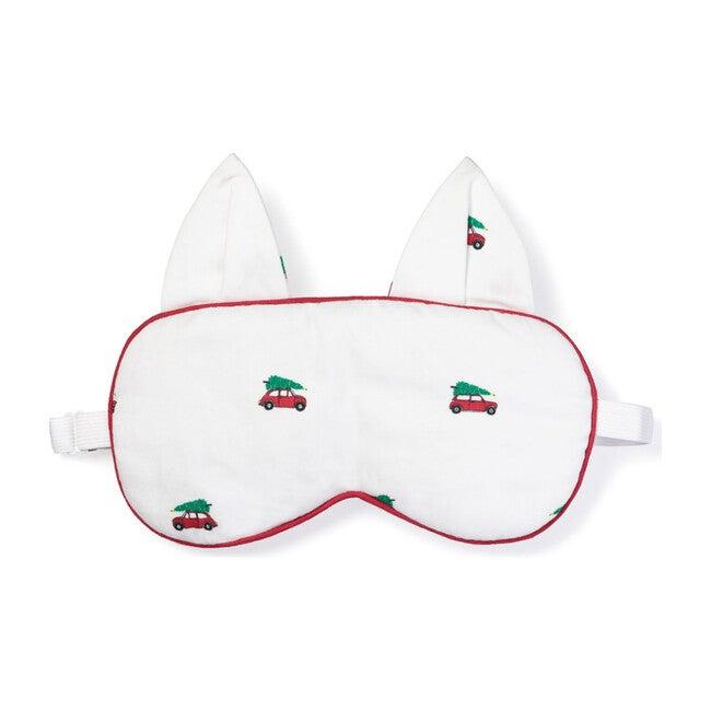 Adult Kitty Eye Mask, Holiday Journey