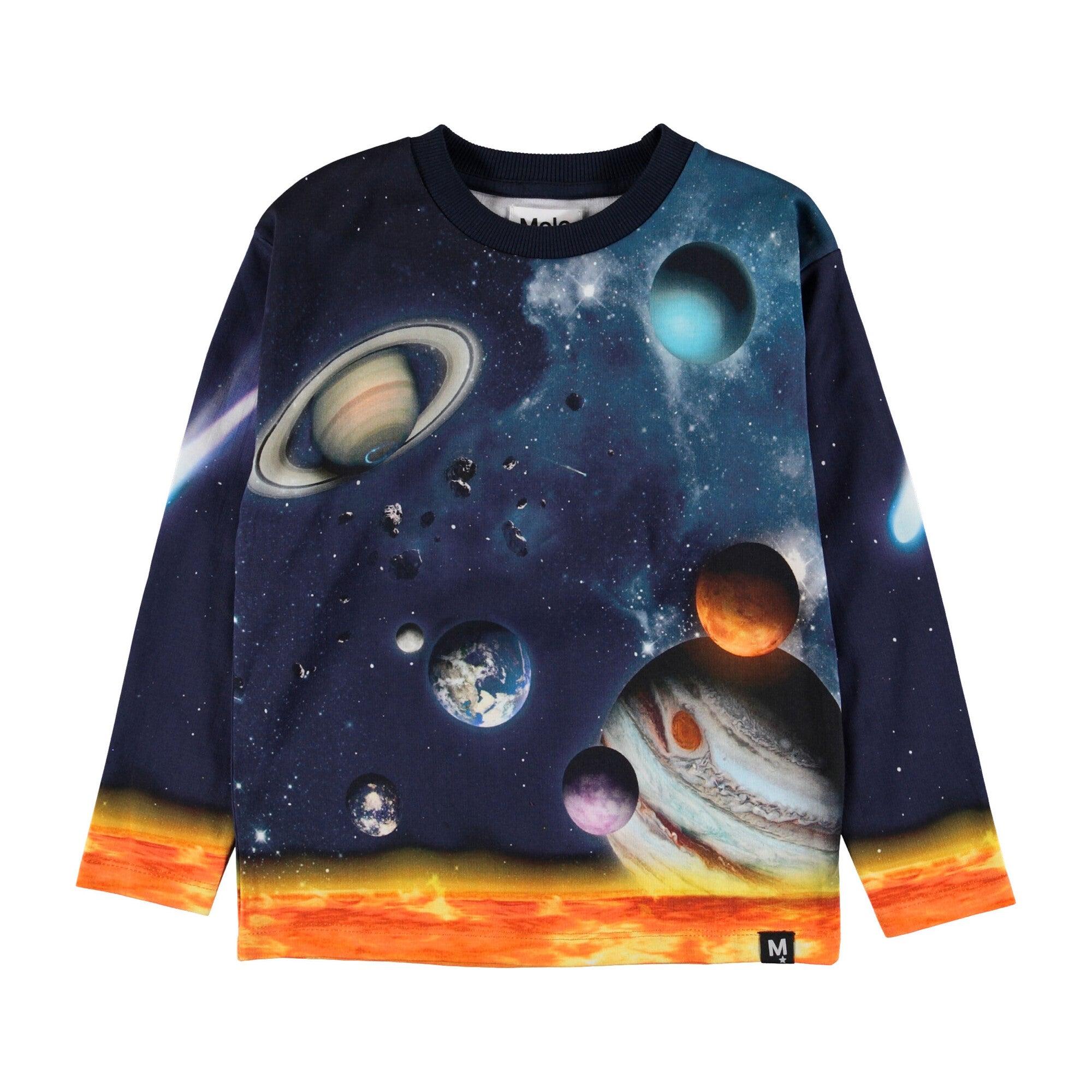 Mountoo Sweatshirt, Navy Blue