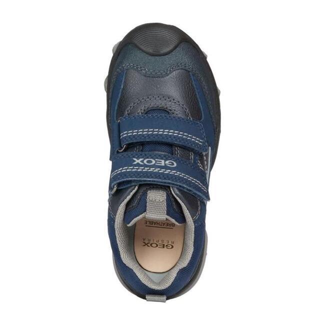 Buller Shoe, Navy & Grey