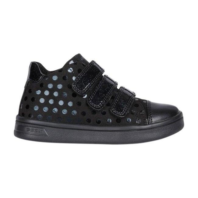 Dj Rock Sneaker, Black