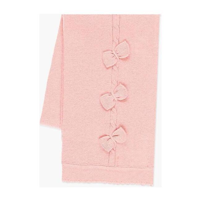 Knit Scarf, Pink