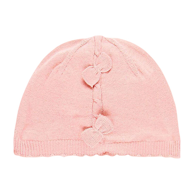 Knit Hat, Pink