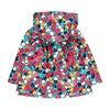 Assorted Florals Raincoat, Multicolored