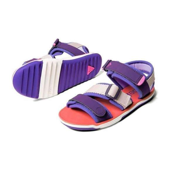 Wes Coralin Sandals, Purple