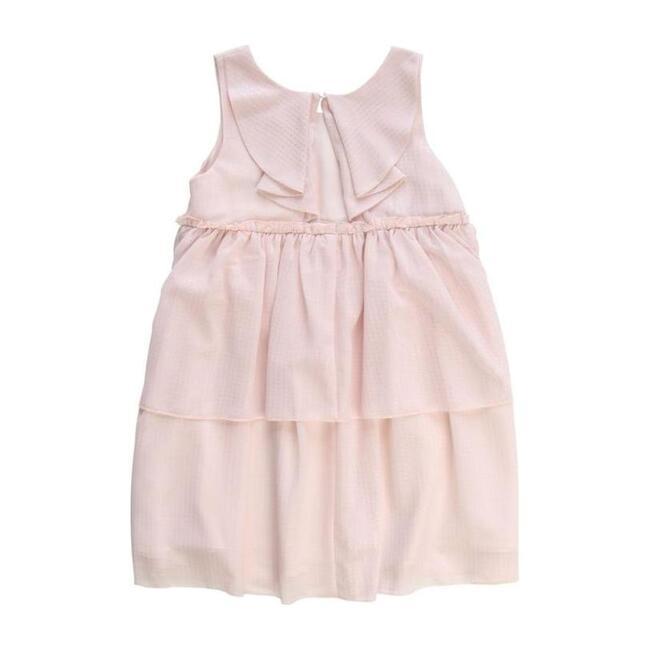 Ruffle Dress, Pale Pink