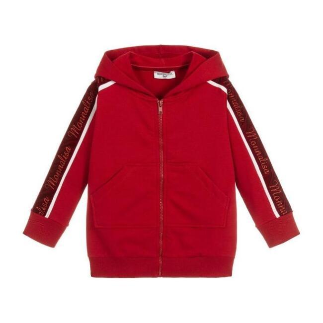Rubino Sweatshirt, Red
