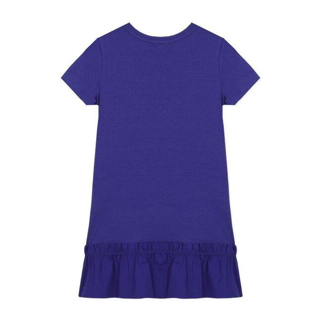 Phoenix Dress, Blue