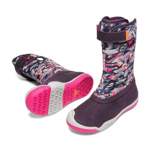 Thandi Deep Space Boots, Purple