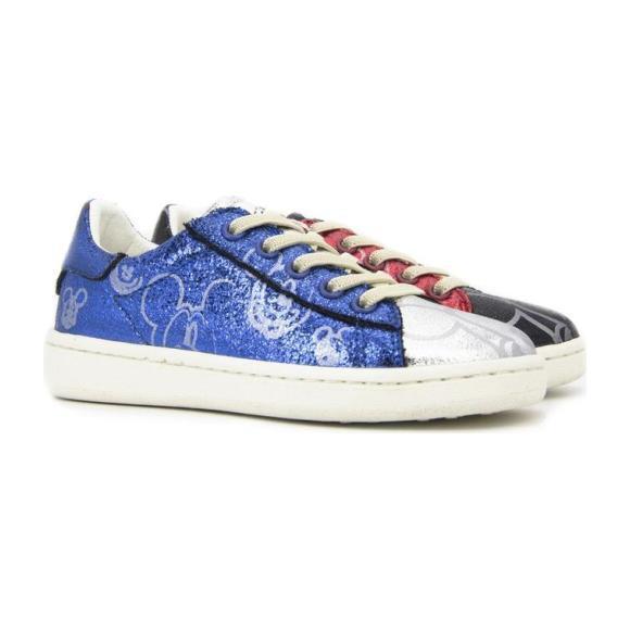 Miki Shoes, Multi-Color