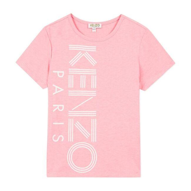Logo T-shirt, Pink