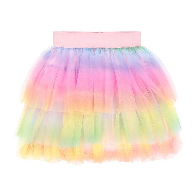 Neoprene Skirt, Multi