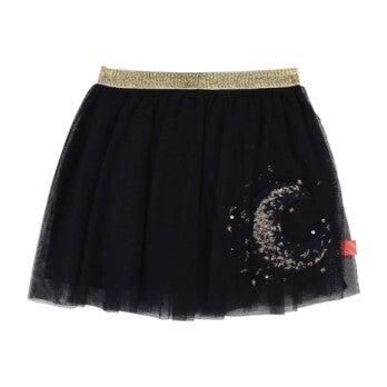 Moon Tutu, Navy - Skirts - 1