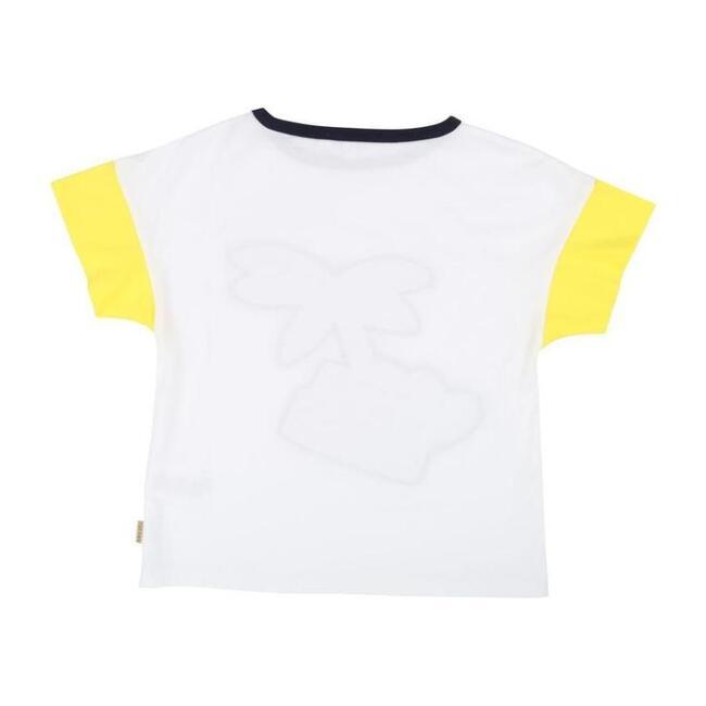 Palm Graphic T-Shirt, White