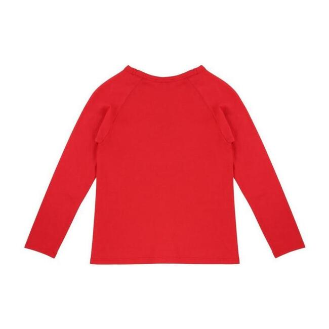 Cat T-Shirt, Red