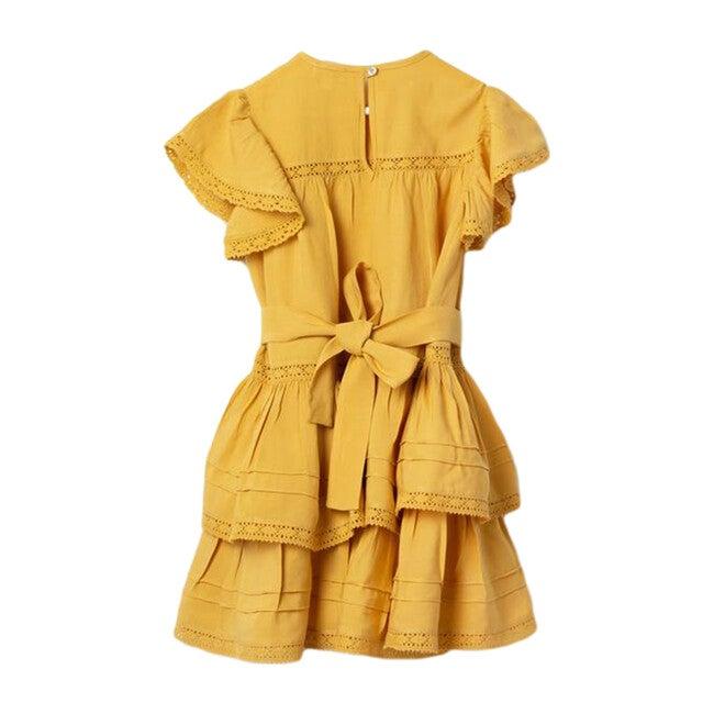 Dress, Yellow
