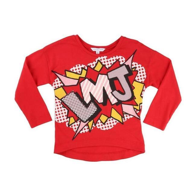 Comic T-Shirt, Red