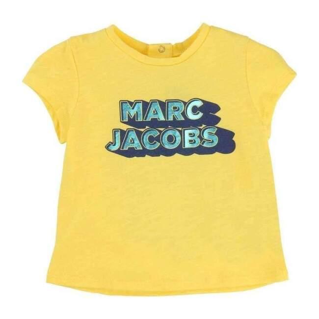 3D Letters T-Shirt