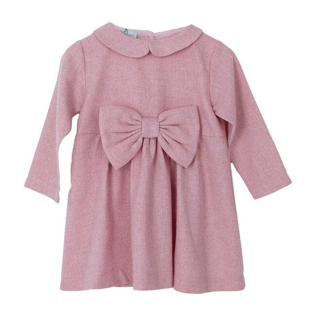 Bow Dress, Pink