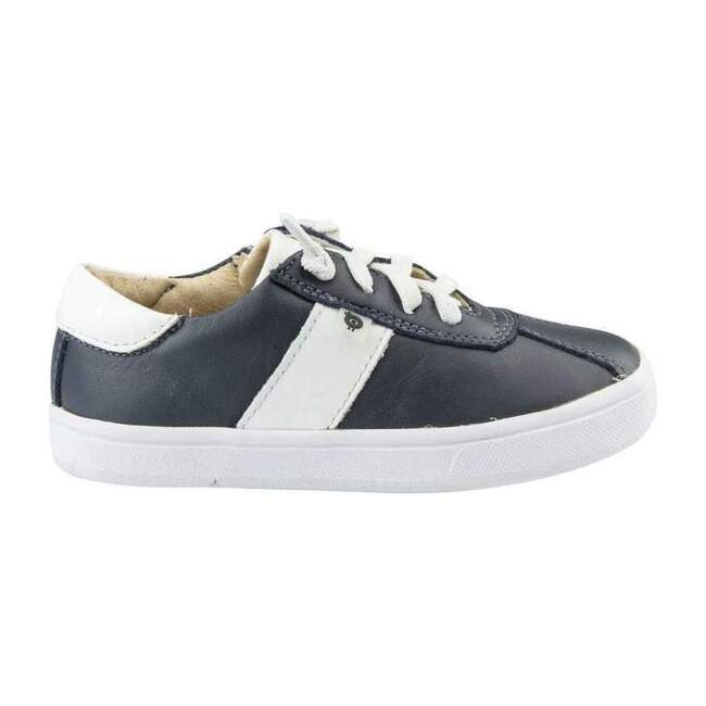 Vintage Spots Snow Shoes, Navy