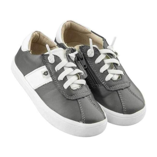 Vintage Spots Snow Shoes, Gray