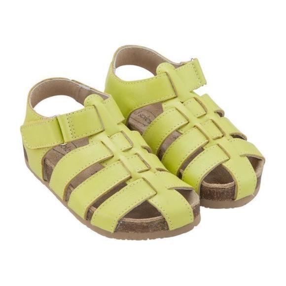 Roadstar Lima Sandals, Yellow