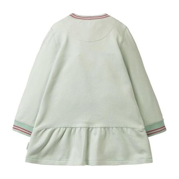 Hanouk Dress, Green