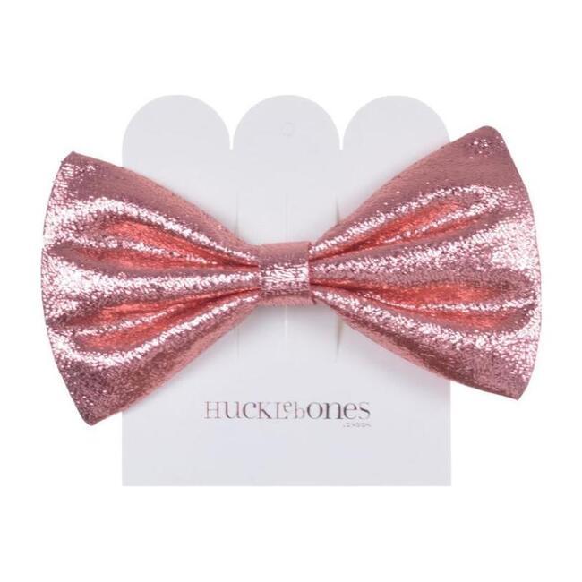 Glitter Hair Clip, Pink