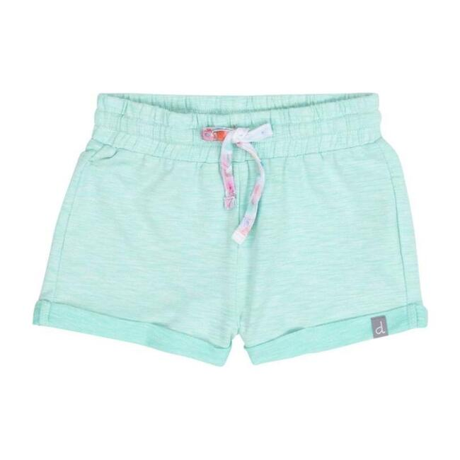 French Terry Shorts, Turqoise