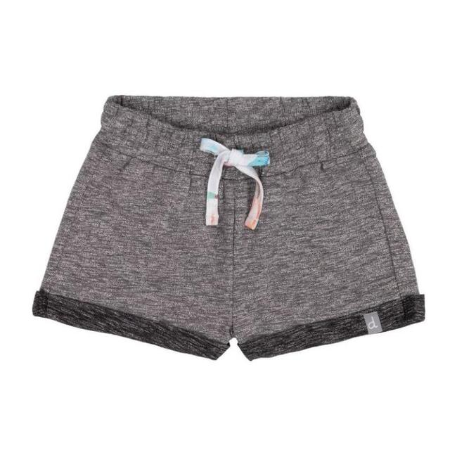 French Terry Shorts, Gray