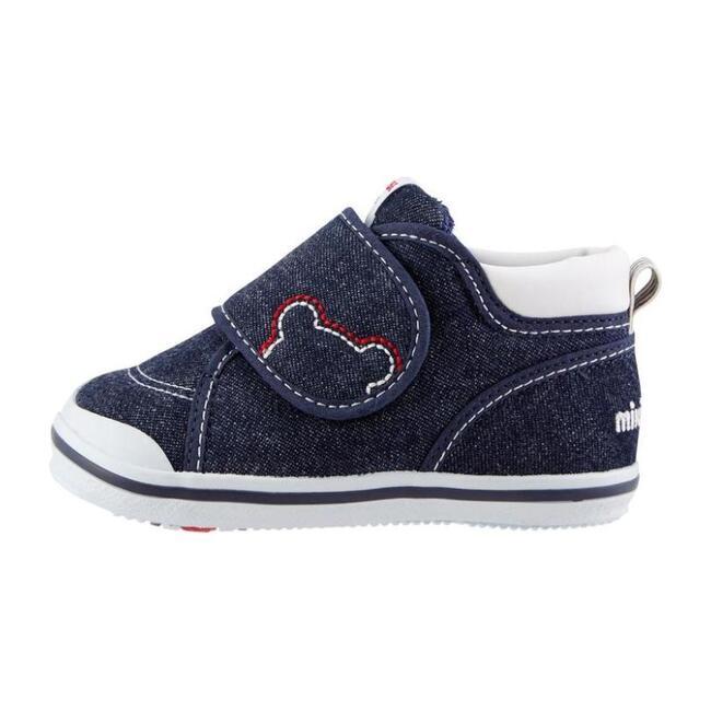 Baby Shoes, Indigo Denim